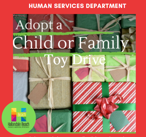 Program to help those in the community that needs help during the holiday season were adopted by loc