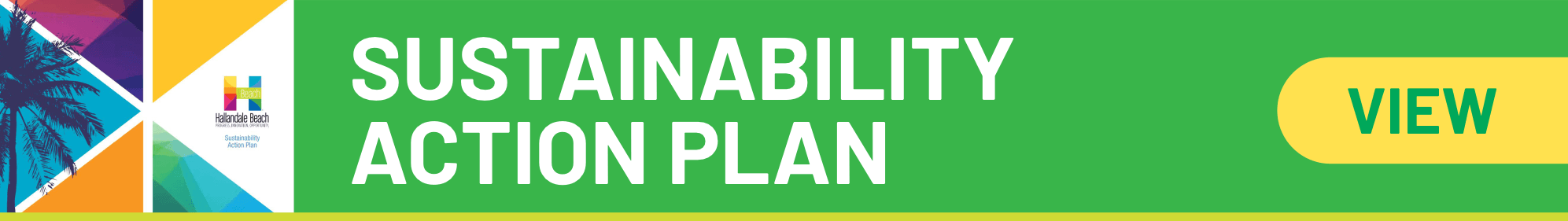 Sustainability Action Plan