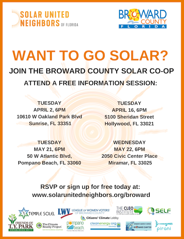 Broward Info Sessions All Four