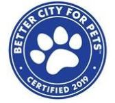 Better City for Pets Logo